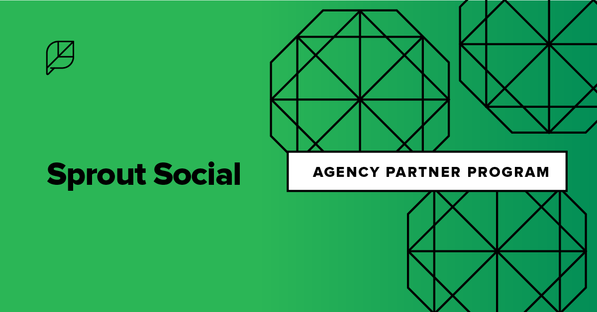 Sarah Best Strategy has been selected as one of SproutSocial's Founding Agency Parnters
